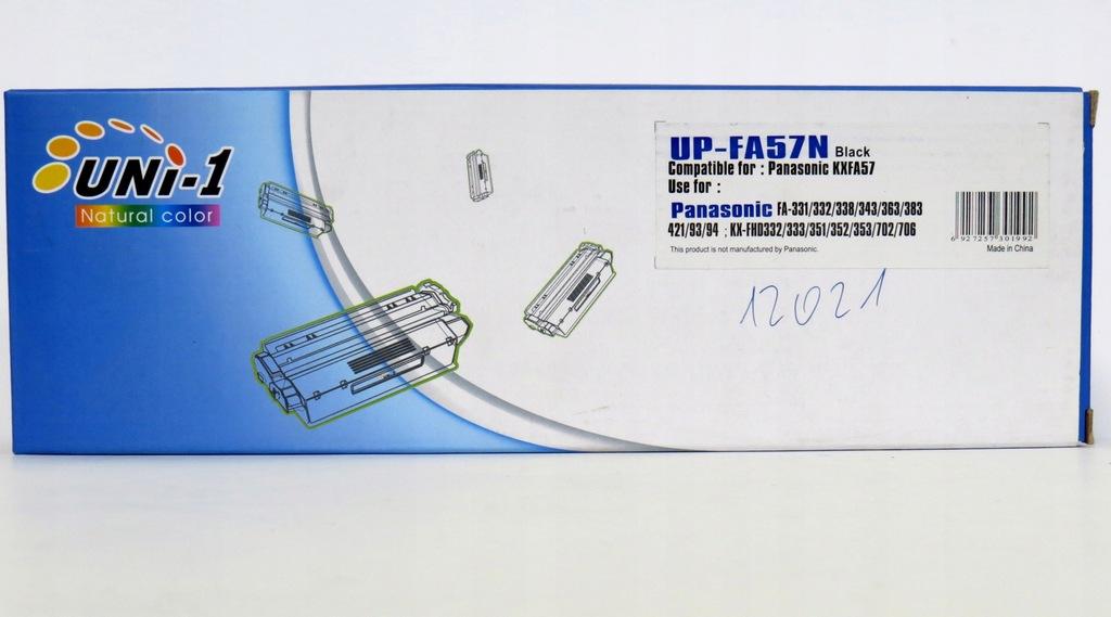 FOLIA PANASONIC KXFA57 zamiennik