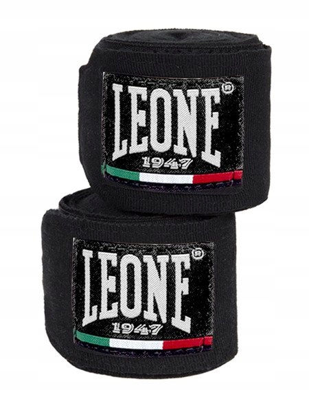 Bandaże dł. 3.5 mb model BLACK marki Leone1947