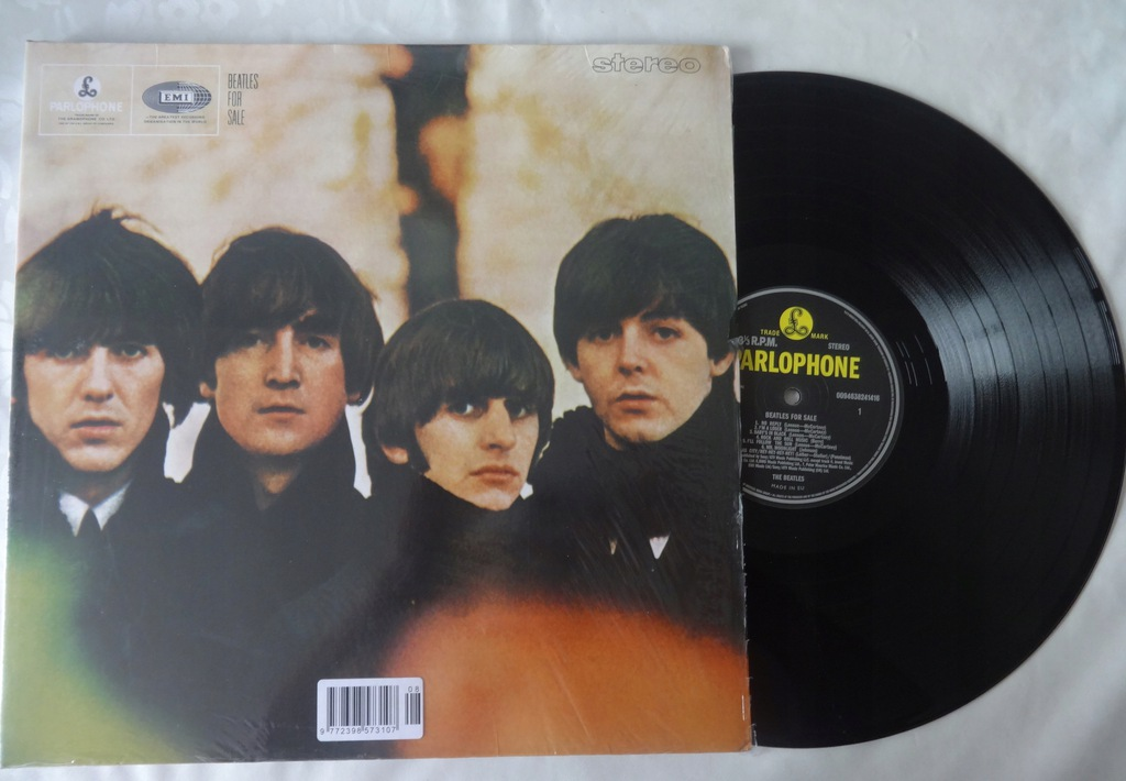 THE BEATLES - Beatles For Sale (LP) NM/NM