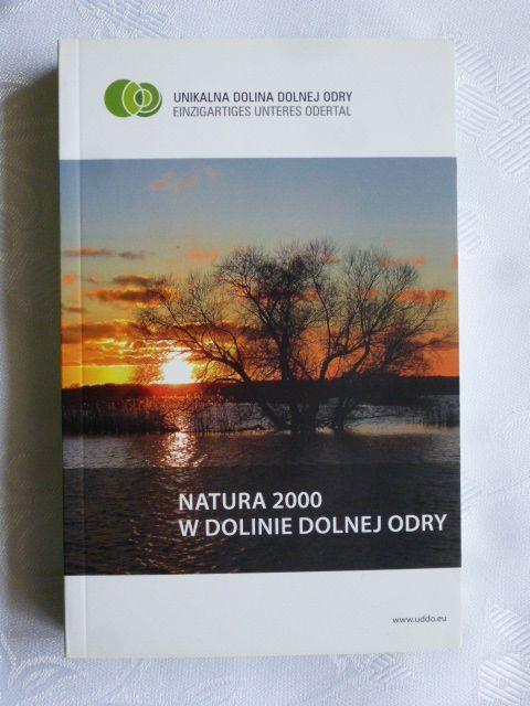 Unikalne wydawnictwo Dolina Dolnej Odry Natura2000
