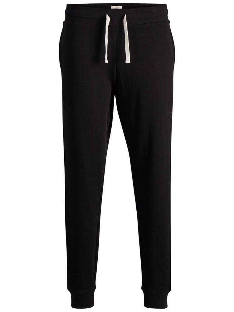 JACK&JONES spodnie dresowe slim fit Bawełna XL