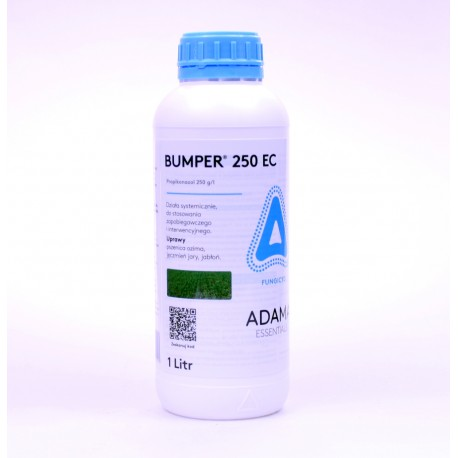 Bumper 250 Ec 1l Fungicyd Na Choroby Zboz Na 2ha 7965243360 Oficjalne Archiwum Allegro
