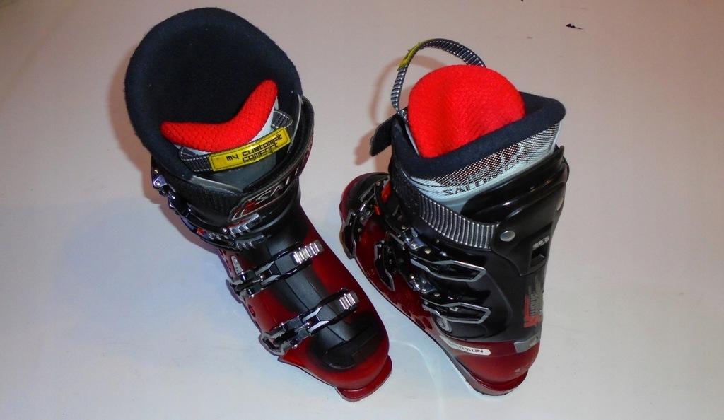 Buty narciarskie SALOMON X WAVE 80 r. 29,0 (44,5)