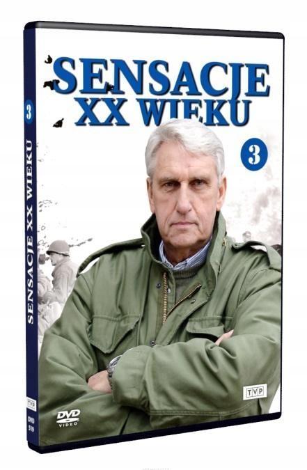 SENSACJE XX WIEKU CZ.3 DVD
