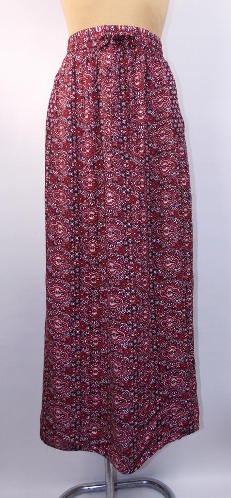spódnica NEW LOOK maxi wzory boho klasyczna 52