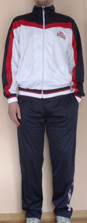 LONSDALE dres męski PRICHARD - rozmiar S