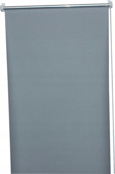 Roleta okienna 60 x 120 cm szara