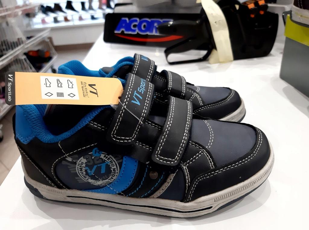 Buty sportowe adidasy dla dzieci XF461 r. 31