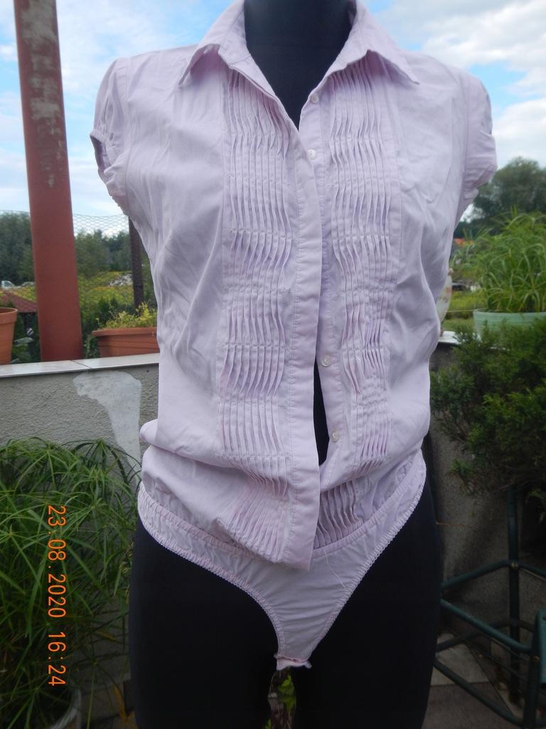 Body-bluzka różowe RESEVED 36