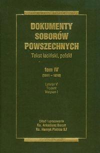 Dokumenty Soborów Powszechnych t.4