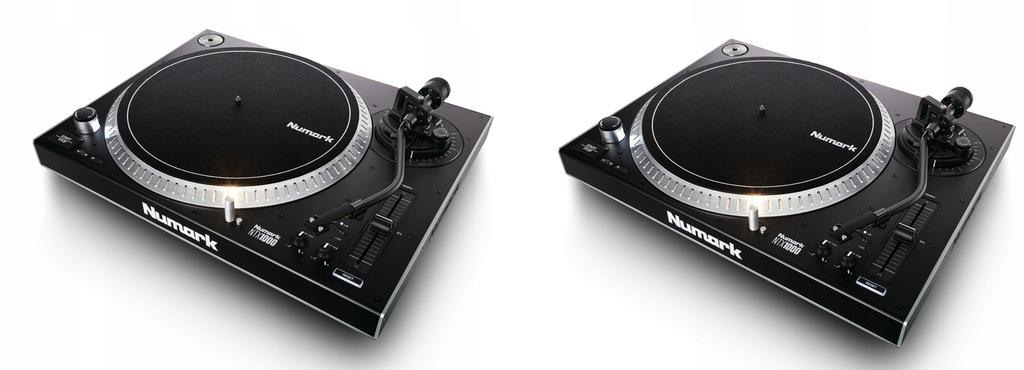 2x Gramofon Numark NTX1000 Katowice GW LAUDA !!