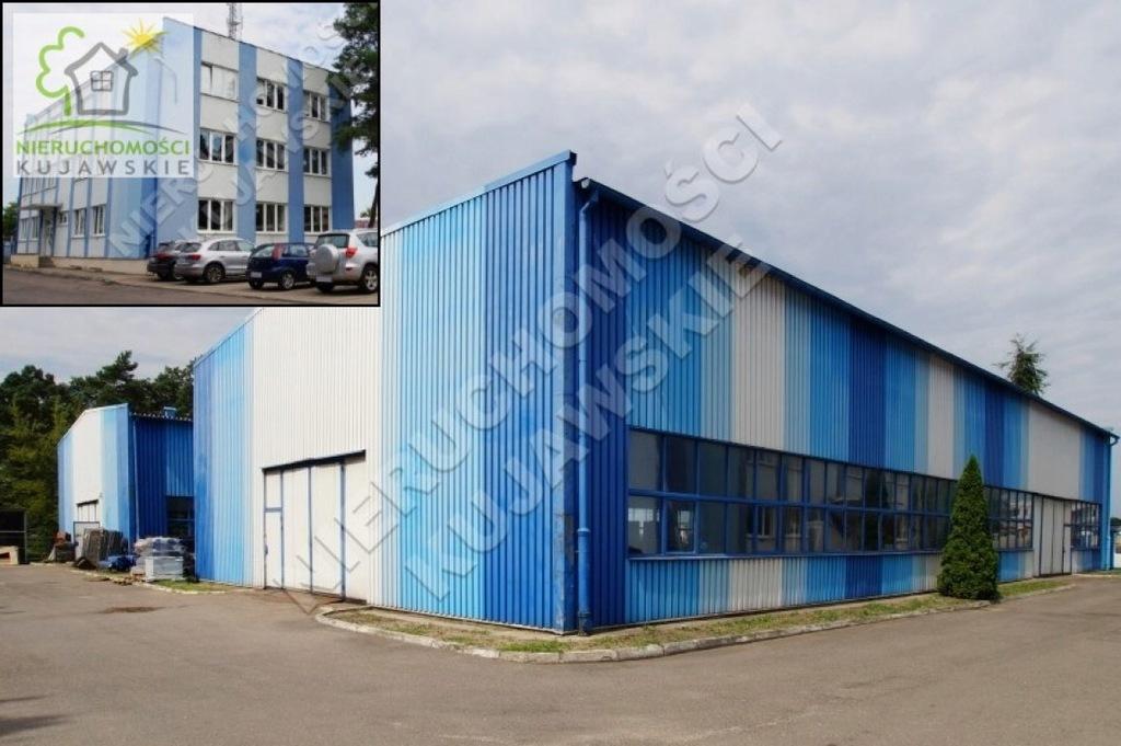 Komercyjne, Włocławek, 2604 m²