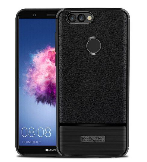 ETUI HUAWEI P SMART RUGGED ARMOR CASE SMUKŁE TPU