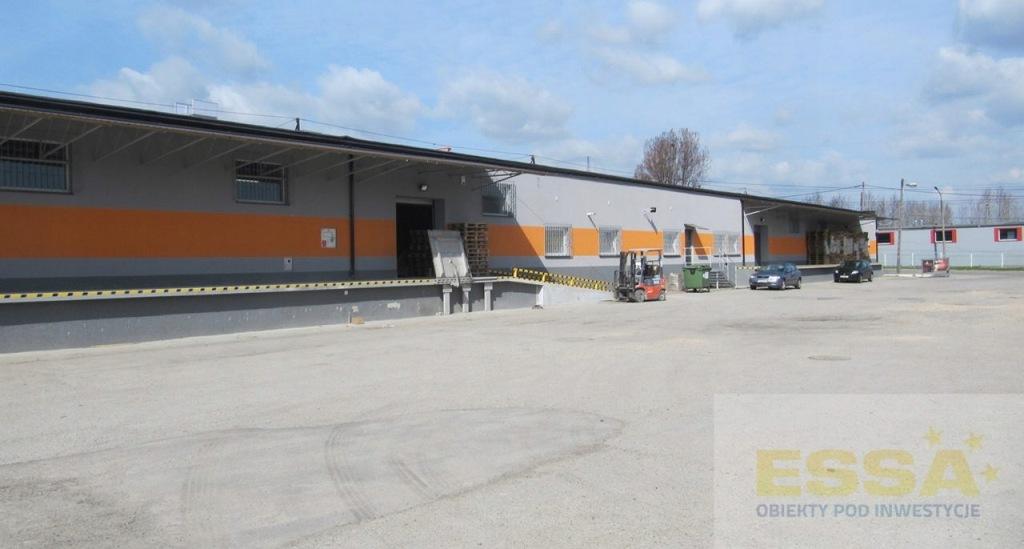 Magazyn Chrzanów, chrzanowski, 2179,00 m²