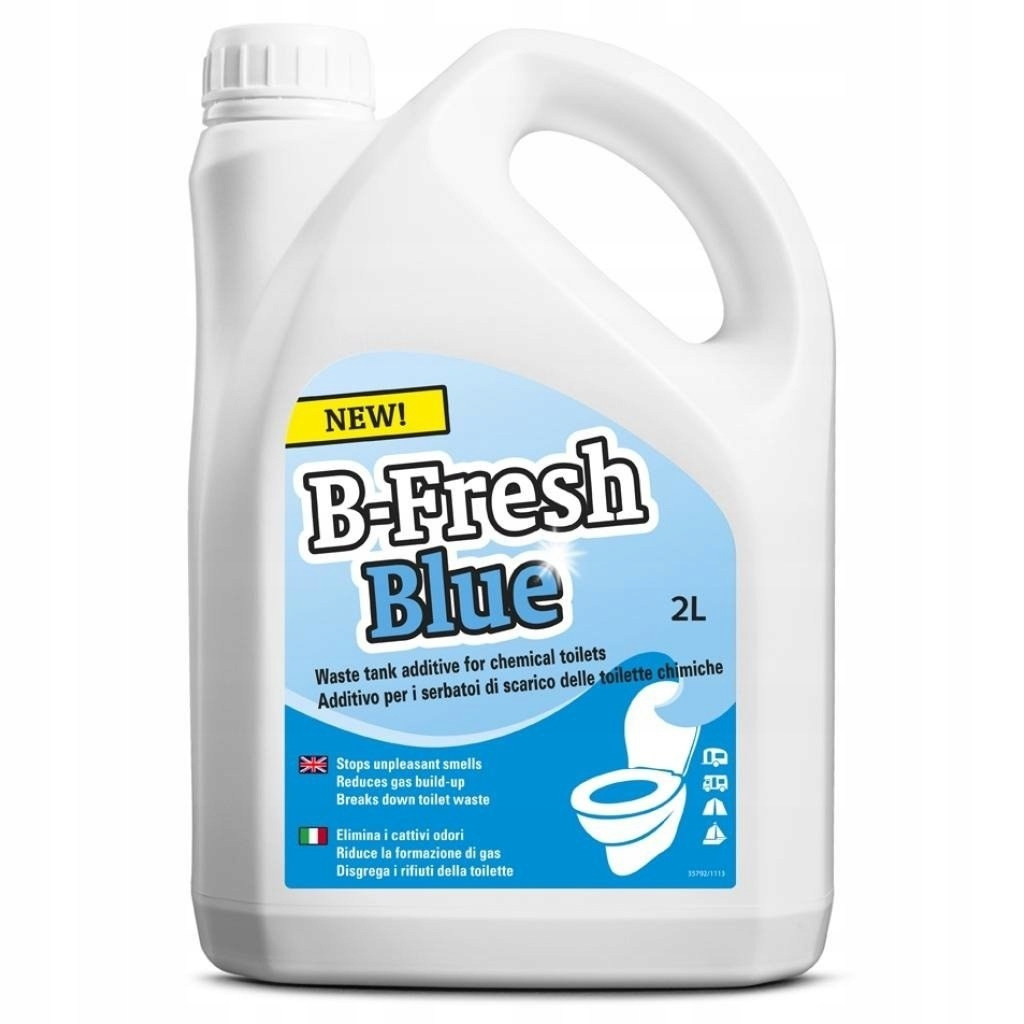 Płyn do toalet Thetford B-Fresh BLUE