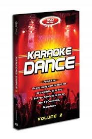 Karaoke Dance Vol. 2 (DVD)