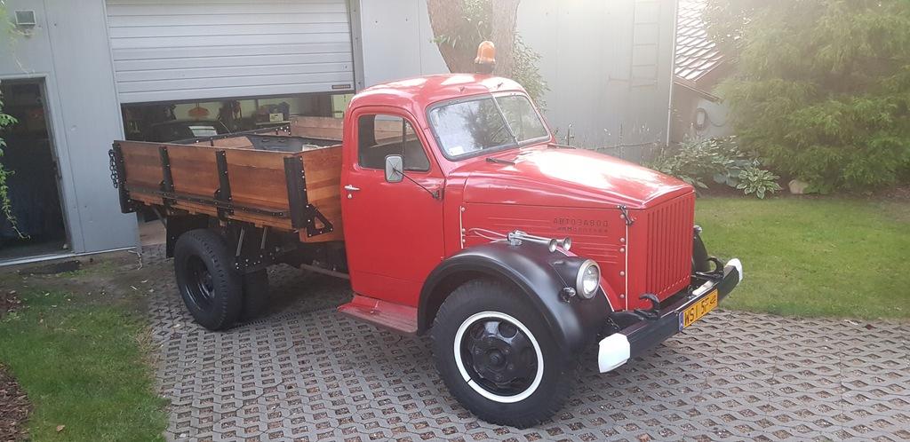 GAZ 51, Warszawa