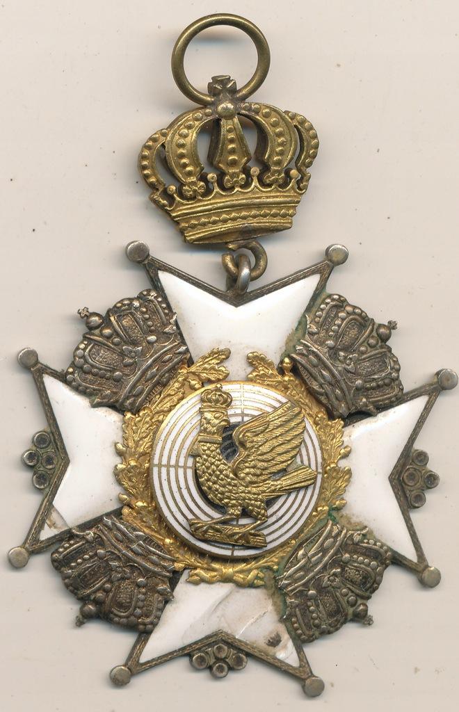 Lwówek Król kurkowy 1939 r.srebro 800 sygn St.Zygm