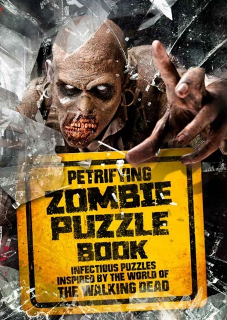 Petrifying Zombie Puzzle Book JASON WARD
