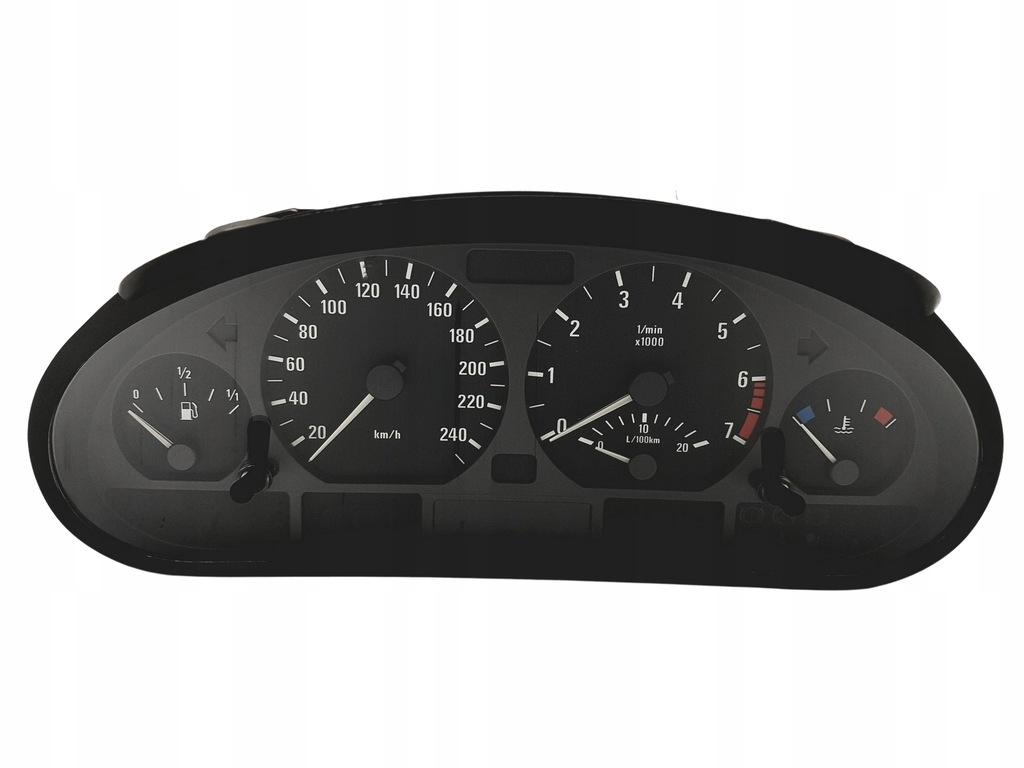 Licznik BMW 3 E46 6211 6902362 0263606241