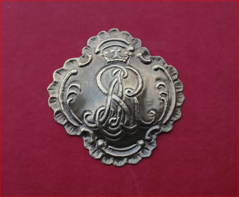 Emblemat na ładownice SAR