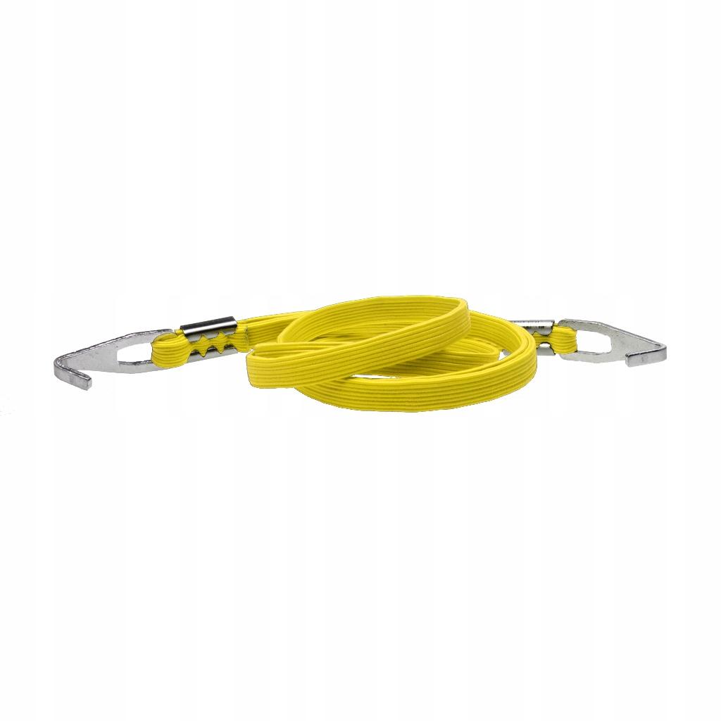 Elastyczne paski do bagażu - Żółty