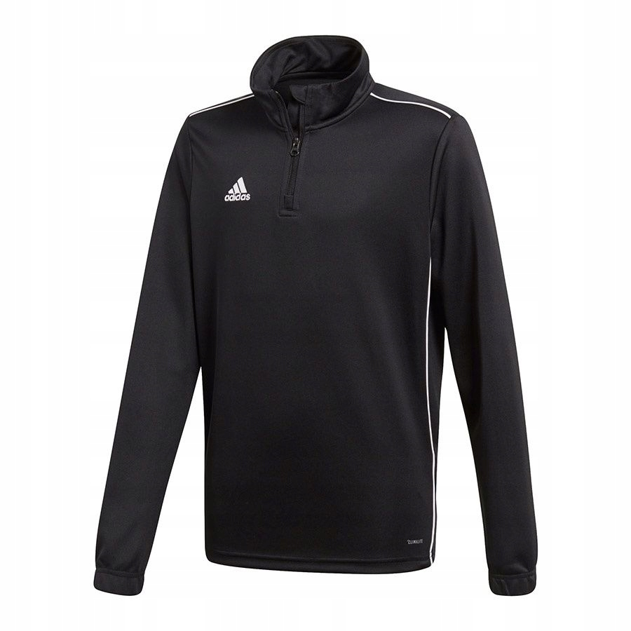 Bluza adidas Core 18 TR Top Y CE9028 116 cm czarny