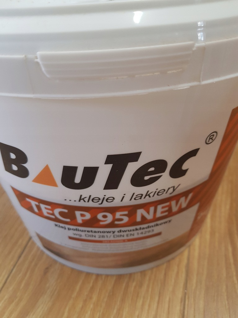 BauTec Tec P95 New klej dwuskładnikowy