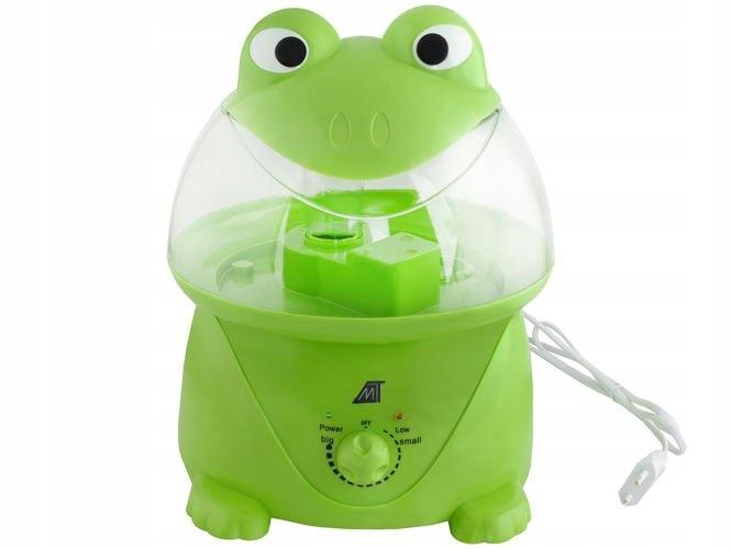 Nawilżacz powietrza jonizator Żaba 4 litry