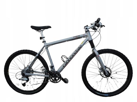 rower CANNONDALE koła 26 27 biegów DEORE XT