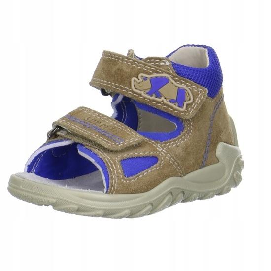 Sandały Superfit 2-00011-41 FLOW r21