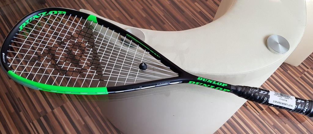 Rakieta do squasha Dunlop APEX Infinity 4.0 115g
