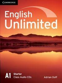 ENGLISH UNLIMITED STARTER CLASS AUDIO 2CD ADRIAN..