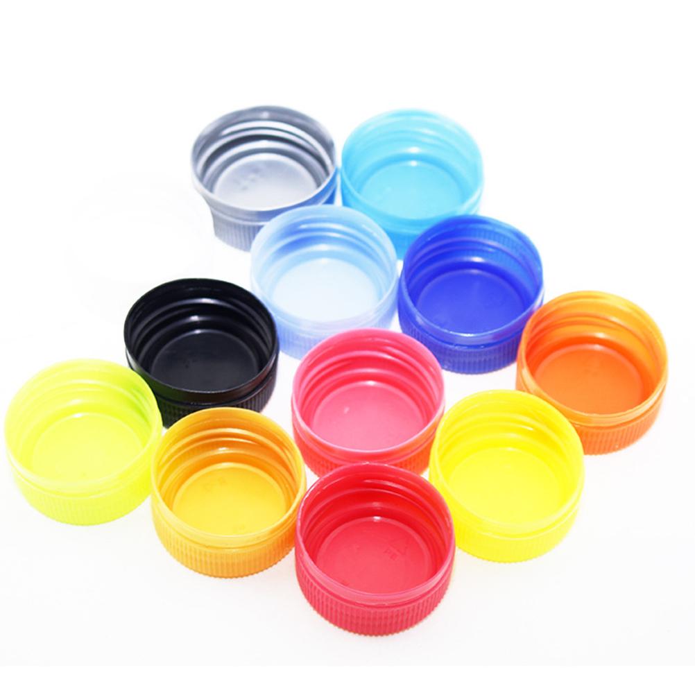 200 sztuk Kolorowe pokrycie butelki Przedszkole Dl