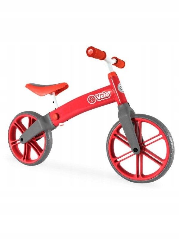Rowerek biegowy Velo balance czerwony