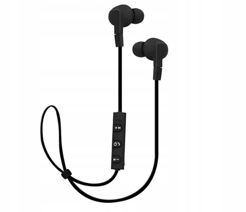 BLOW Słuchawki Bluetooth 4.1 BLACK
