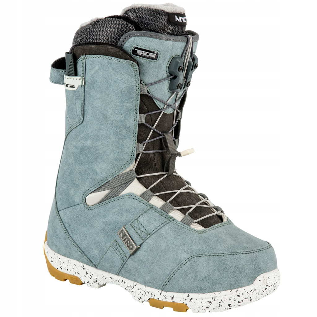 Leszno Nitro Crown TLS 28,5 NOWE Buty Snowboard !