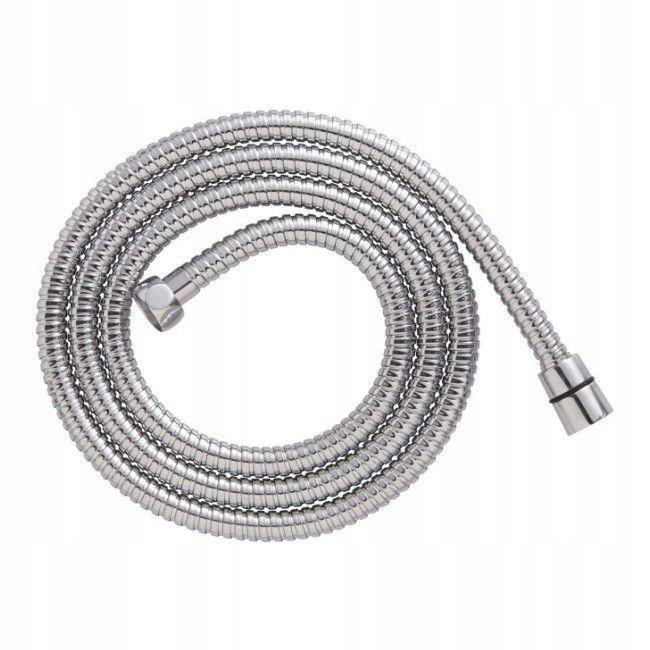 Wąż prysznicowy stal nierdzewna 1,75m chrom /A/P85
