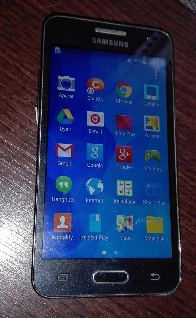 Samsung Galaxy Core 2 Cały|LCD,Dotyk,Płyta? 1minus