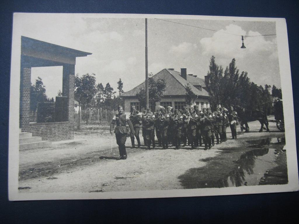 Niemcy Płock orkiestra 1940