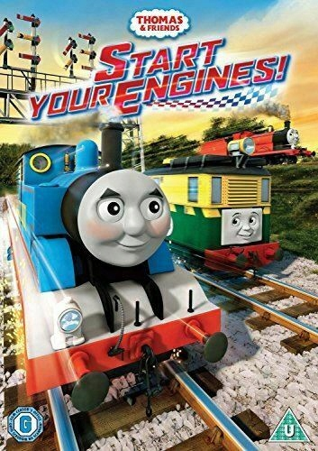 THOMAS & FRIENDS Start Your Engines! [DVD]