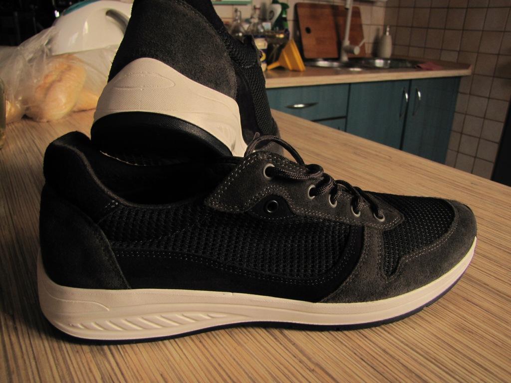 WOJAS buty sportowe 904AMON jak nowe roz 47