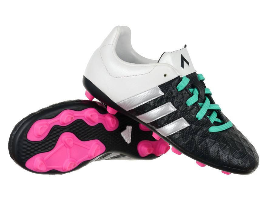 Buty piłkarskie Adidas ACE 15.4 FxG Junior dziecięce korki lanki na orlik