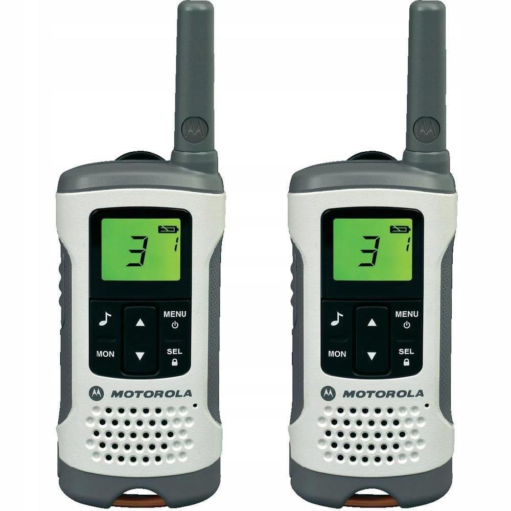 Motorola TLKR T50 KRÓTKOFALOWKI PMR