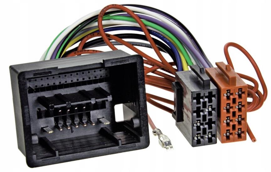 hama Adapter ISO Przejściówka radia Opel