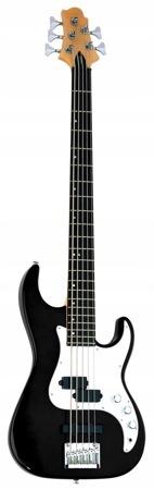 Samick CR-15 BK - gitara basowa