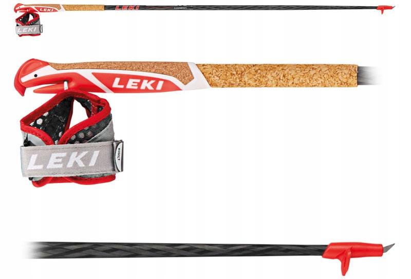 Kije Nordic Trail LEKI VERTICAL K 6492592 140cm