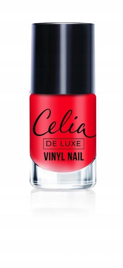 Celia De Luxe Lakier do paznokci winylowy nr 305 1