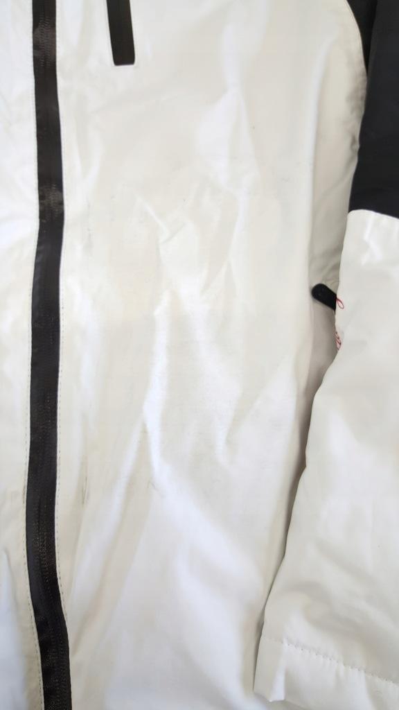 A370 Biała bluza ADIDAS sportowa roz.3XL męska