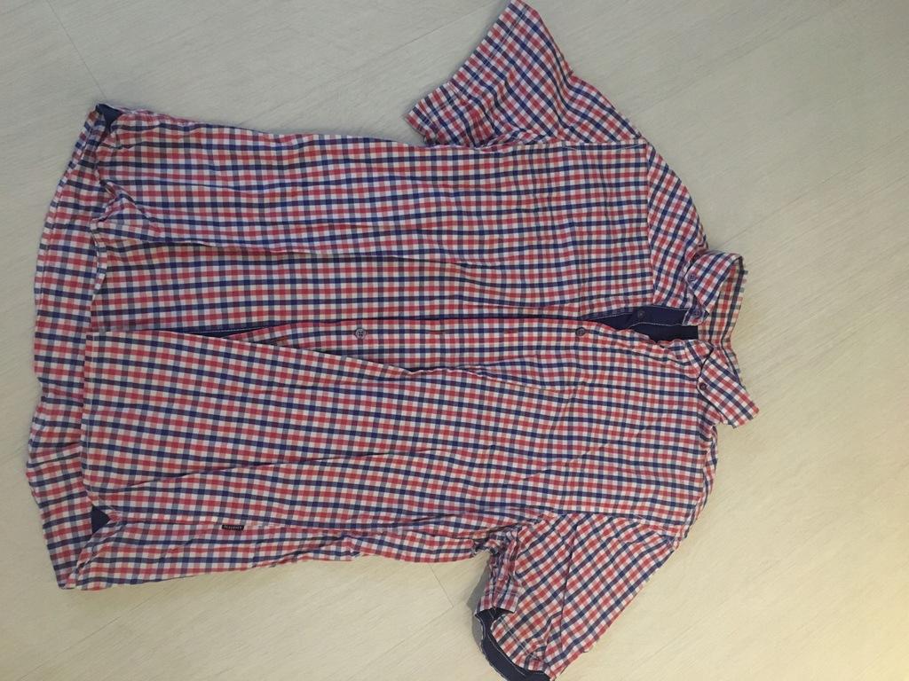 koszula Reserved XL kratka krótki rekaw